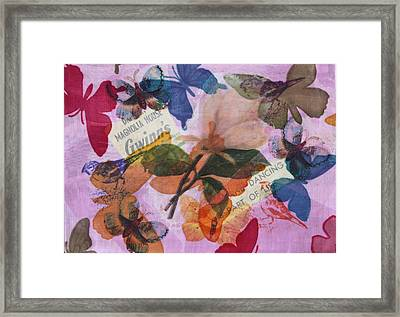 Nature 10 Framed Print