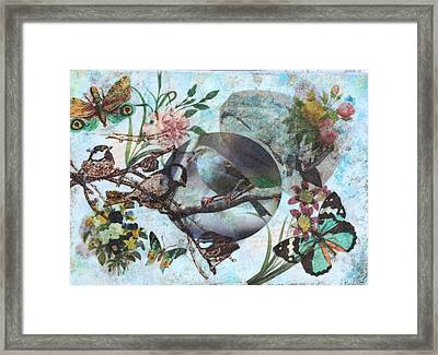 Nature 5 Framed Print