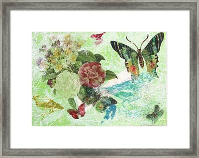 Nature 6 Framed Print