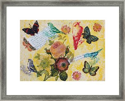 Nature 7 Framed Print