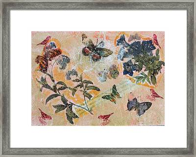 Nature 8 Framed Print