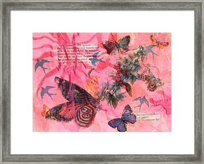 Nature 9 Framed Print