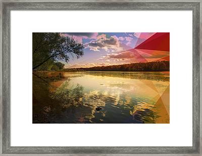 Nature Framed Print by Mark Ashkenazi