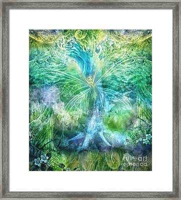 Nature Framed Print by Mo T