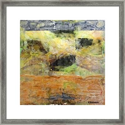 Nature Refuge Framed Print