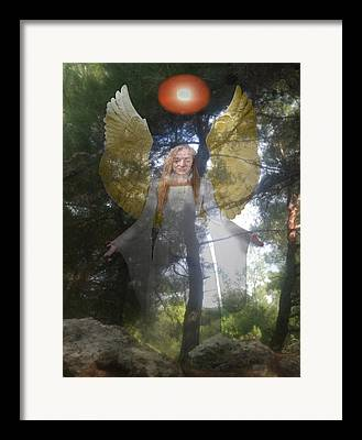Elleni Kempson Framed Prints