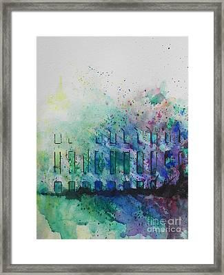 Natures Blend Framed Print by Chrisann Ellis