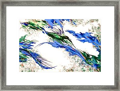 Nature's Essence Framed Print by Jan Law