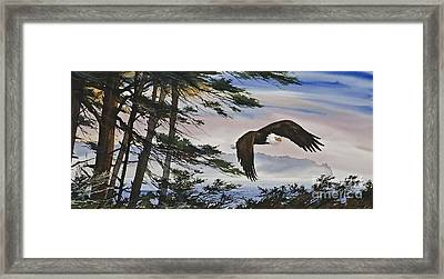 Natures Grandeur Framed Print by James Williamson