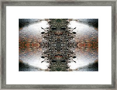 Illuminating The Experience Framed Print