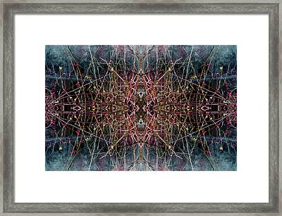 Direct Connection Framed Print