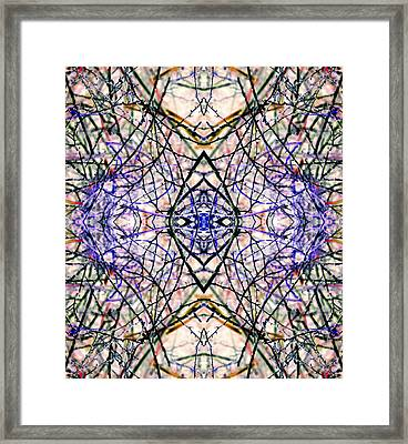 Intuition's Intent Framed Print
