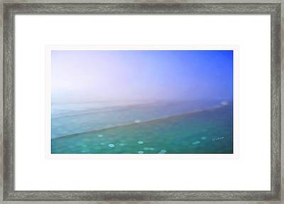 Nauset Beach Nine Framed Print