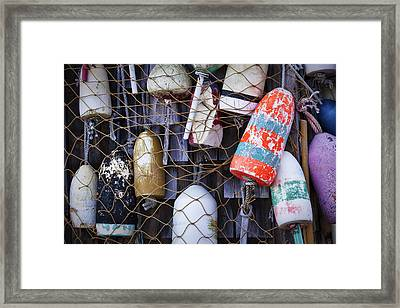 Nautical Framed Print by Eric Gendron