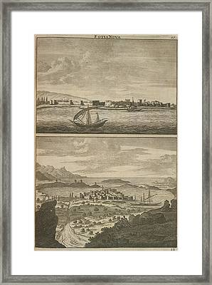 Nautical Scenes Framed Print by British Library