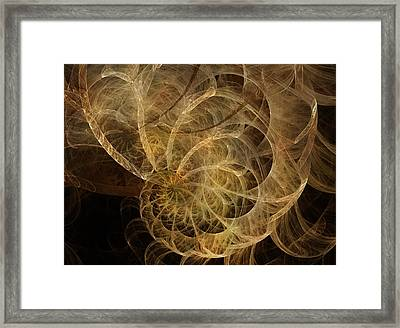 Nautical Twilight  Framed Print by Betsy C Knapp