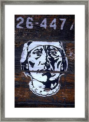 Navajo Framed Print