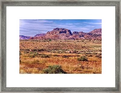 Navajo Nation Series 2 Framed Print by Bob and Nadine Johnston