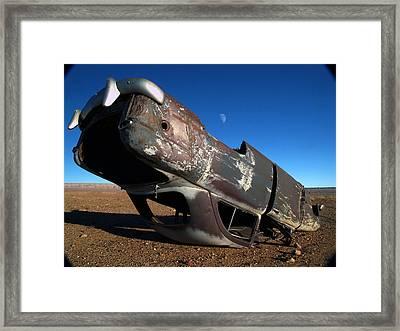 Navajo Reservation 10 Framed Print by Jeff Brunton