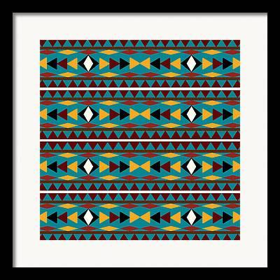 Navajo Framed Prints