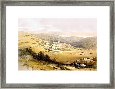 Nazareth Framed Print