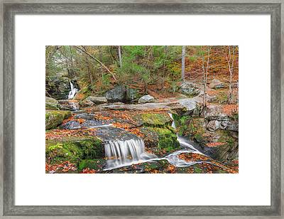 Near And Far Framed Print by Bill Wakeley