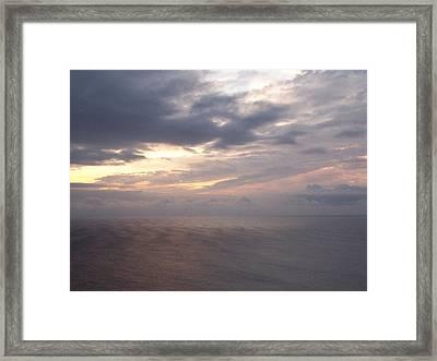 Near Heaven Framed Print by Christine Drake