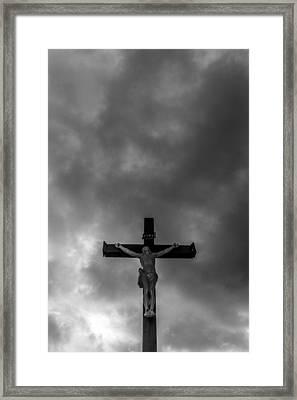 Near... Framed Print by Lubos Kavka