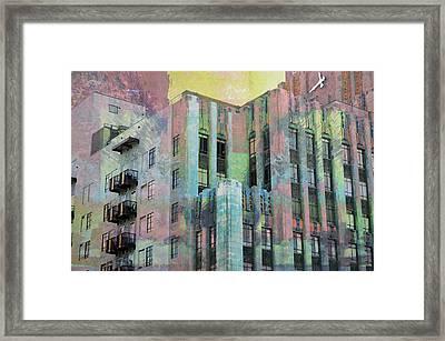 Near Noon Framed Print by John Fish