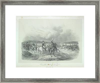 Near The Dwina Framed Print by British Library