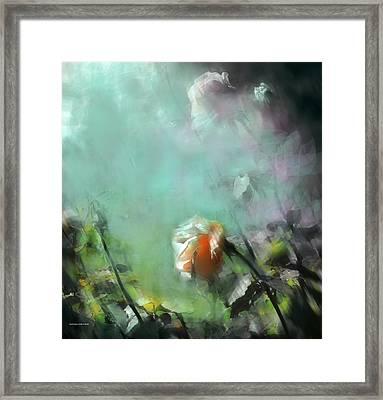 Neblina De Primavera Framed Print by Alfonso Garcia