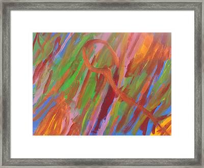 Nebula 23891 Framed Print by Ronald Weatherford