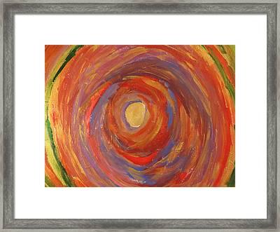 Nebula 2900 Framed Print by Ronald Weatherford
