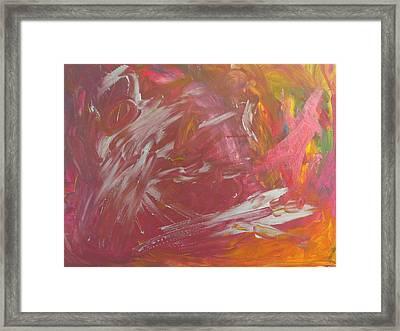 Nebula 320 Framed Print
