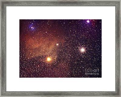Nebula Ic4606 Framed Print