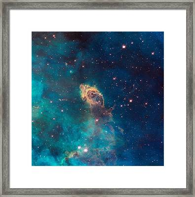 Nebula Framed Print by Nasa