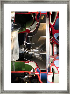 Necessity Is The Mother Of Invention Framed Print