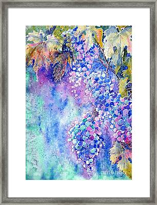 Nectar Of Nature Framed Print by Zaira Dzhaubaeva