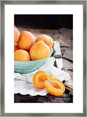 Nectarines  Framed Print