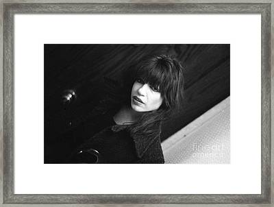 Framed Print featuring the photograph Needles by Steven Macanka