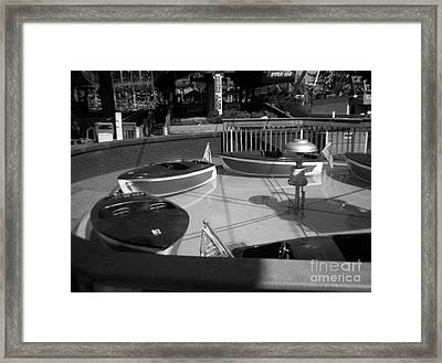 Framed Print featuring the photograph Needs Water Skis  by Michael Krek