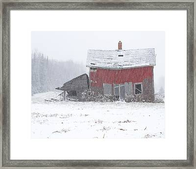Needs Work Framed Print by Jack Zievis