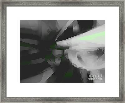 Negative Feelings Framed Print by Alexander Butler