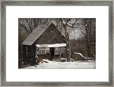 Neglected Framed Print by John Stephens