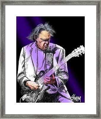 Neil Framed Print