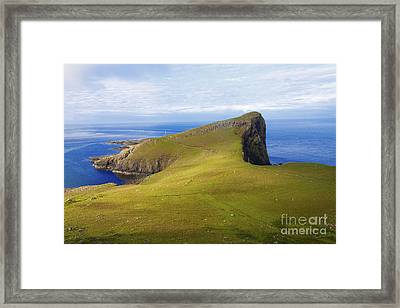 Neist Point  Framed Print