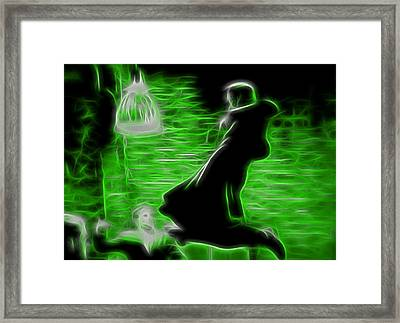 Neo Framed Print by Dan Sproul