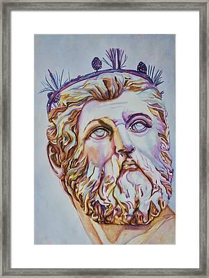 Neptune Framed Print