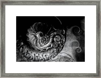 Neptune's Chariot Framed Print