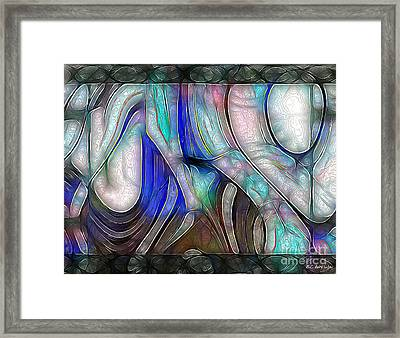 Nerve Center Framed Print by RC DeWinter